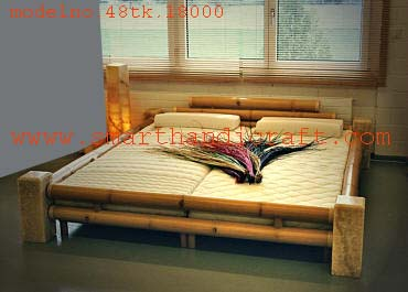 Bamboo Bed Model no-48